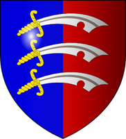 Arms of Seaxwealdan by Antrodemus