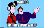 Marril's, Marril's Everywhere, (Sketchy johto) by Charlemagne1