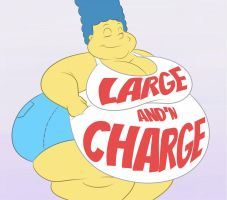 Marge Shirt by TubbyToon