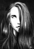 Rozz Williams by Haunted-Marker