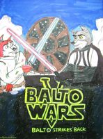 Balto Wars Episode V by wolfjedisamuel
