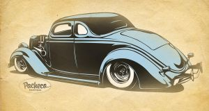 5 Window Ford by PachecoKustom