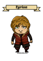 T is for Tyrion by SaMtRoNiKa