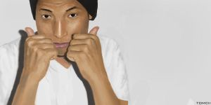 Pharrell Williams by Tom-Cii
