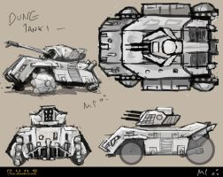 Dune Tank by DuneFishUK