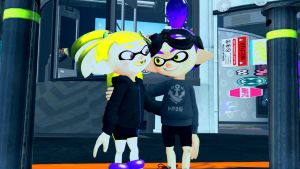 Johnny and Yellowist [Splatoon GMOD] by Geoffman275