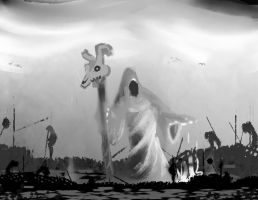 Warghost by apcMurray