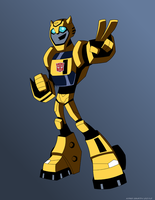 TF:Animated Bumblebee by KrisSmithDW
