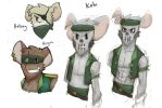 the bandits by SteamMouse