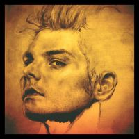 Gerard Way by Kelly11AtTheDisco