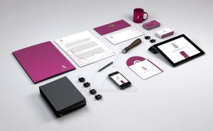 Al Thani Group Corporate Identity by KorimAhmed