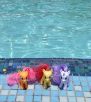 CMC at the pool by stewi0001