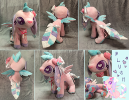 Plush Trade: moggymawee by CoffeeCupPup
