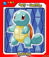 #007_Squirtle by el-maky-z