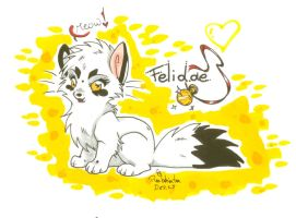 Felidae by Rabbiata