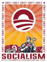 Socialism's Messiah by Conservatoons