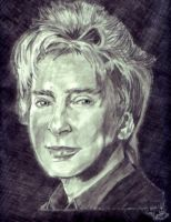 Barry Manilow by flatt65