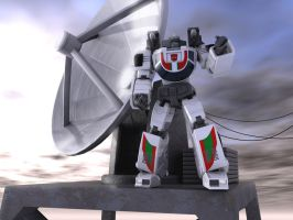 Transformers: Wheeljack by georgetremarco