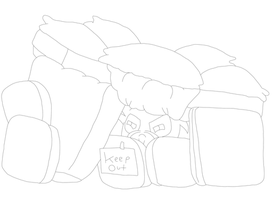 Betrayus in a Pillow Fort by sam-speed