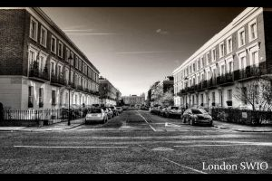 London Street Perspective by nat1874