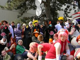 Naruto Group 6 - ACen 2013 by EndOfGreatness