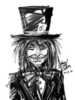 The Mad Hatter by Archonyto