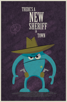 A new sheriff in town by reigneous