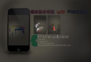 iPhone Wallpaper Set 1 by obscene-bunny
