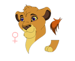 Lioness 24hr Auction [Closed] by ShockAdopt