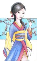 Japanese Princess by kt-chan