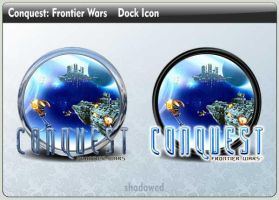 Conquest: Frontier Wars Dock Icon by LustaufMeer