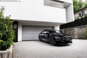 Mercedes-Benz CLA by CypoDesign
