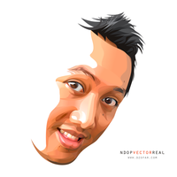 Vector Real of Me by ndop