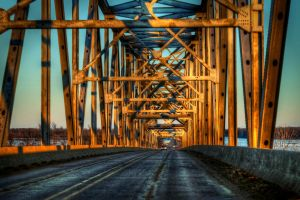 On the Bridge HDR by joelht74