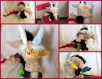 Discord Plushie - *SOLD* by DogerCraft