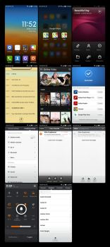 Samsung Galaxy GT-19300 MIUI v5 beta by EnzuDes1gn
