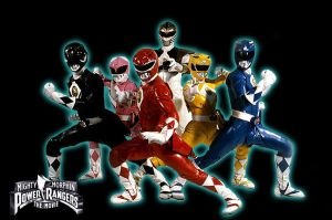MMPR The Movie by scottasl