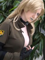 MGS - Sniper Wolf by ChocolateDecadence
