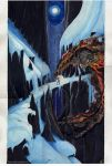 Glorfindel and the Balrog by Galhad