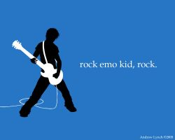 Rock Emo Kid Rock 1280x1024 by xxryuujinxx