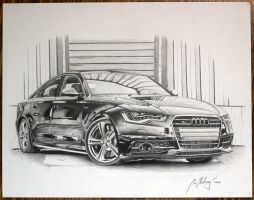 Audi S6 by Mipo-Design