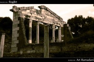Ancient Apollonia by artti-ad