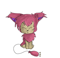 Skitty (Muro attempt o.o) by MadnessOfMana