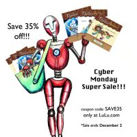 Cray-01 Cyber Monday Sales Ad by Diana-Huang