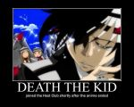 Death the Kid by PoeticPerson