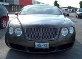 Bentley Continental 4 by Ripplin