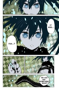 Black Rock Shooter by Night130