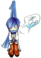 Hanging Kaito by himachan