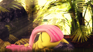 Jungle Nap {SFM} by MelodyCloud14