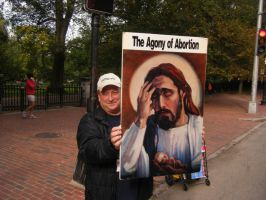 BPLM Pro-Life Sign 9 by MetalShadowOverlord